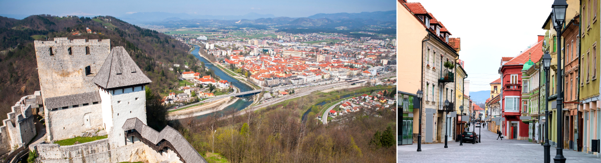 Celje – The Town of Counts